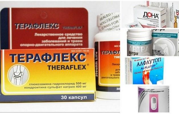 Изображение - Артроз голеностопного сустава препараты Hondroprotektory-preparaty