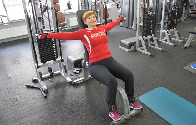 Как лечить плечевой сустав упражнениями
