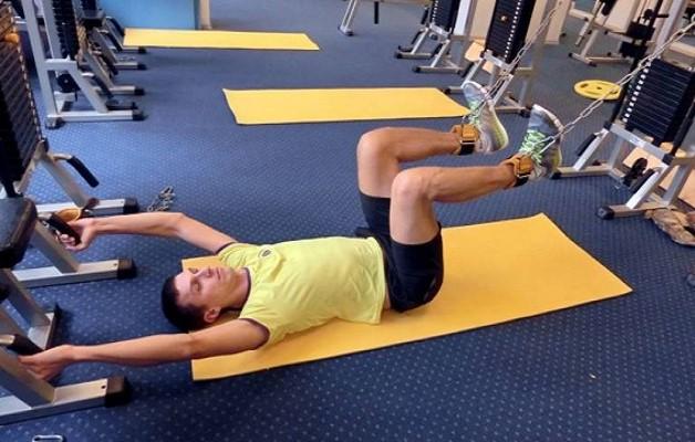 Гимнастика при артрозе коленного
