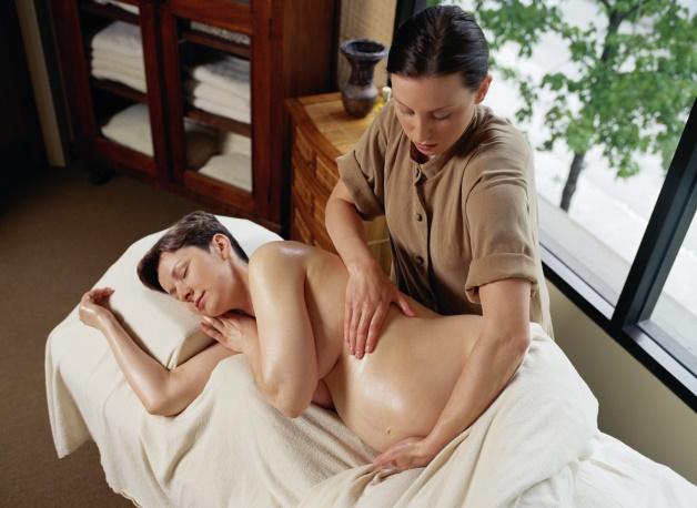 массаж при болях в пояснице при беременности