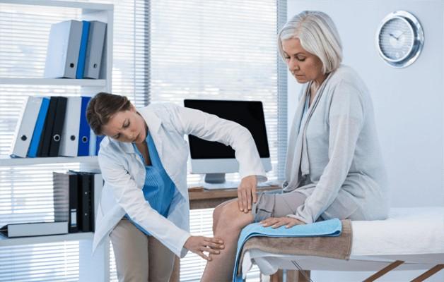 остеохондроз коленных суставов
