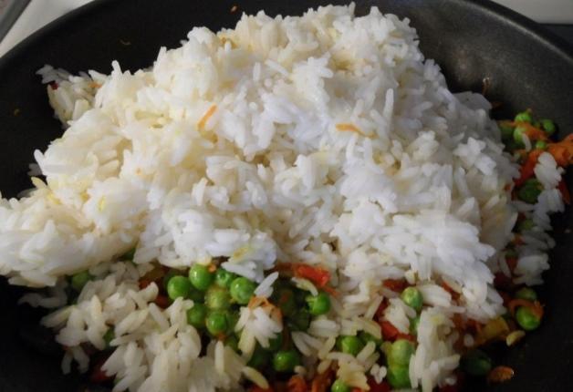 Диета № 10: основа овощи и рис