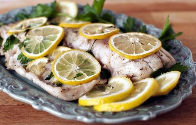 заливная рыба